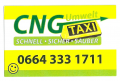 CNG Umwelttaxi