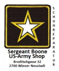 US-Army Shop & Schuhreparatur